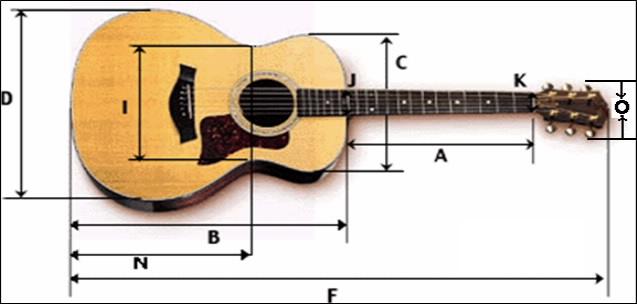 Guitar Measuring Form